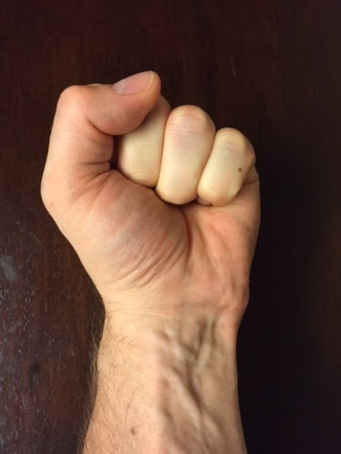Traditional Closed Grip w/Thumb